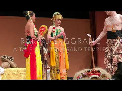 Indonesian Cultural Night 2017 by University of Michigan | Permias Michigan |