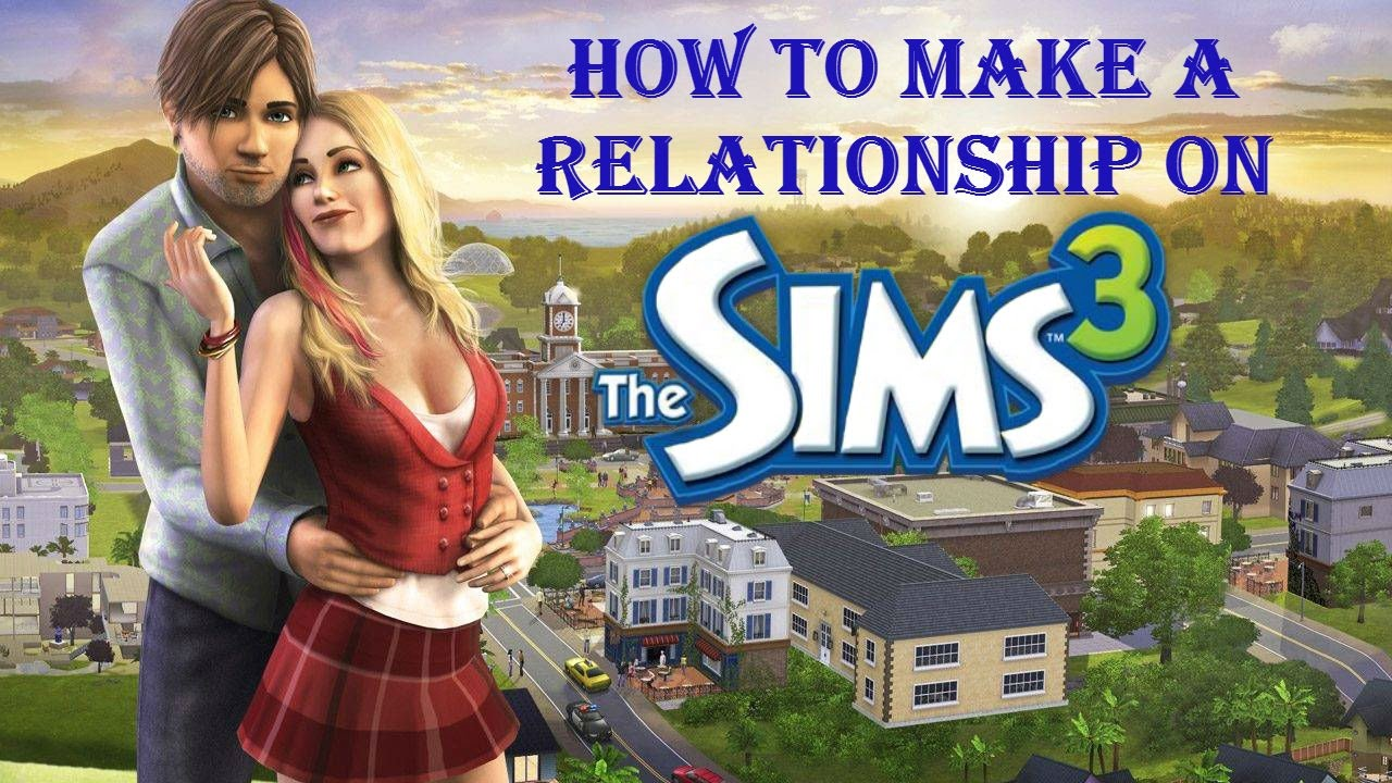 how to edit relationships on sims 3