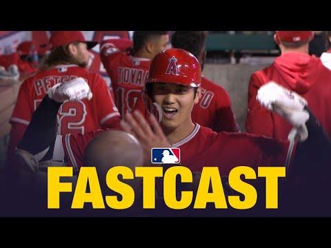 6/8/19 MLB.com FastCast: Ohtani, Seager dominate