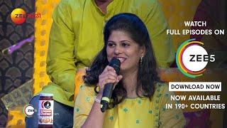 Zing Zing Zingaat | Marathi Antakshari | EP 05 Best Scene | Aadesh Bandekar | Zee Marathi