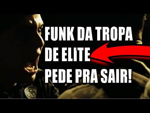 Funk - Tropa de Elite - BOPE - Funk do Capitão Nascimento