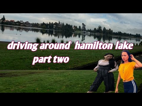 Driving around hamilton lake part two.|je&cel lifestyle.
