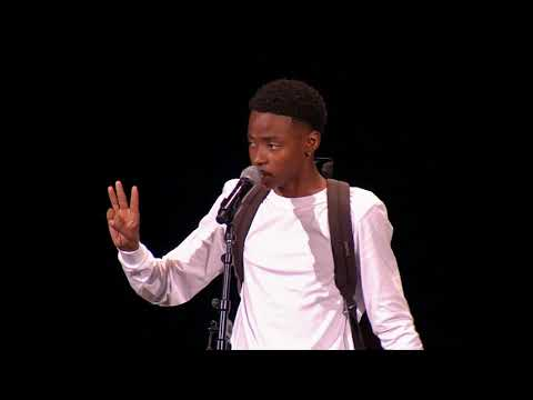 """Royalty """"Letter To Your Flag""""   2018 Youth Speaks Teen Poetry Slam"""