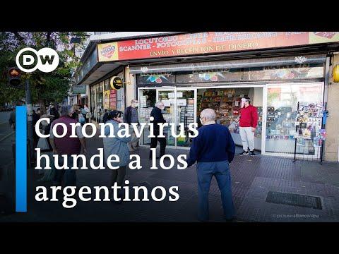Argentina, al borde del colapso