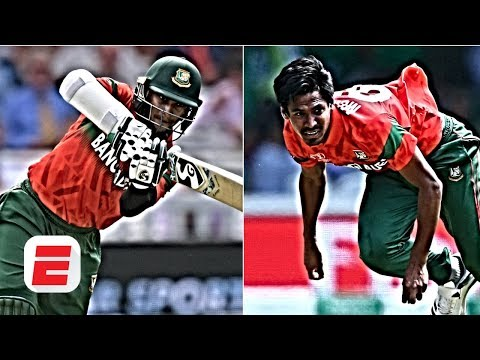 Shakib Al Hasan and Mustafizur Rahman need support for Bangladesh