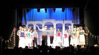 The Gondoliers: Act 1 Finale