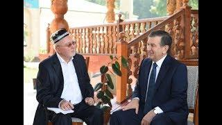 Президент Узбекистана 22-23 июня посетил Ферганскую область
