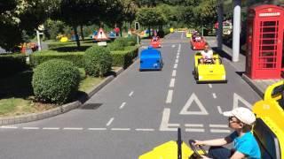 Legoland go karting