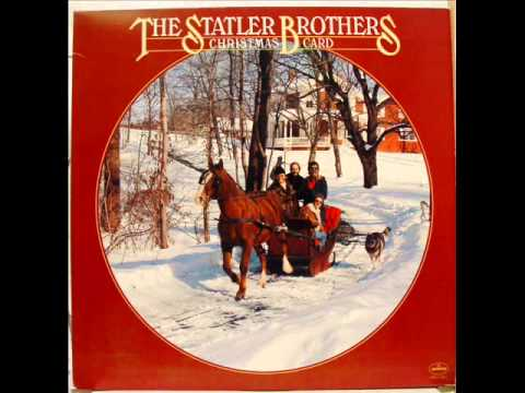 The Statler Brothers Ill Be Home For Christmas YouTube