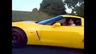 01 kb mustang gt vs 06 corvette z06