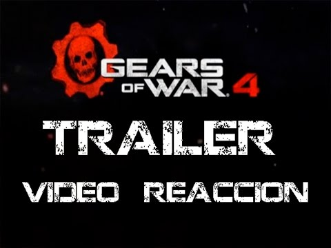 Gears of war 4 Trailer Tomorrow | Tepi-Reacción Casi Llorando |