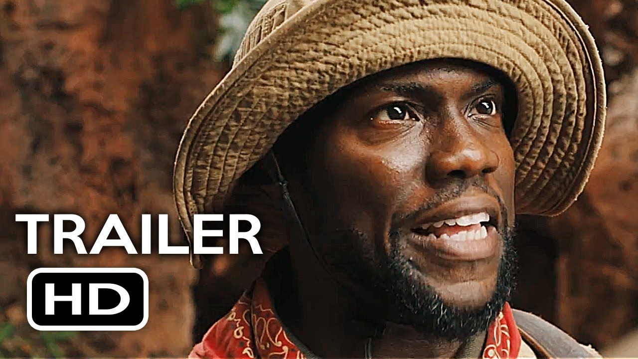 Download Jumanji 2: Welcome to the Jungle Official Trailer #2 (2017) Dwayne Johnson, Kevin Hart Movie HD