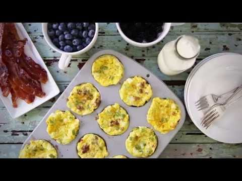 How to Make Scrambled Egg Muffins | Breakfast Recipes | Allrecipes.com