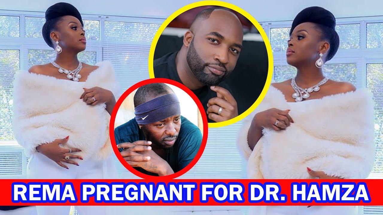 FINALY; Rema Namakula Pregnant For Dr. Hamza Ssebunya - YouTube
