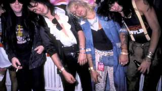 Mötley Crüe - Tonight (We need a lover)