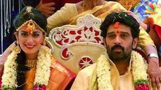 JD Chakravarthy ties knot with Anu kriti Sharma | Hot Tamil Cinema News