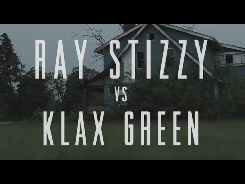 KOTD - Rap Battle - Ray Stizzy vs Klax Green | #GZ