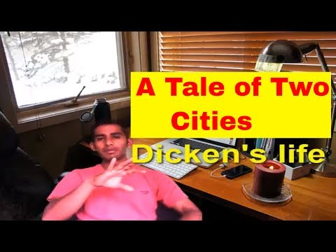 a literary analysis of the tale of two cities Counting down dickens' greatest a tale of two cities is probably one of dickens' best with double language and green, quinton a literary analysis of tale of two cities by charles dickens.