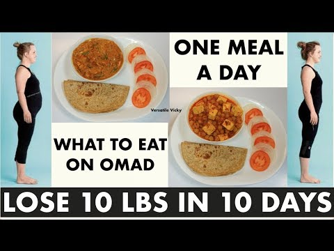 how-to-lose-weight-fast-10kg-in-15-days-|-omad-diet-plan