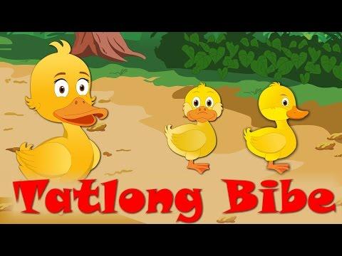 Tatlong Bibe | Awiting Pambata Tagalog