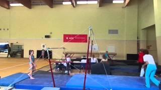 Спортивная гимнастика. Брусья