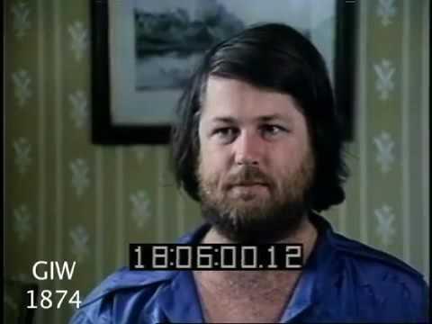 Brian Wilson - Interview with Bob Harris (1976)