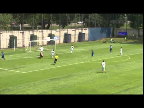 U19-finale: Dinamo Zagreb - F.C. København