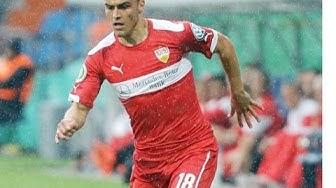 Filip Kostić 2015/2016 - Goals & Assists - VfB Stuttgart [HD]