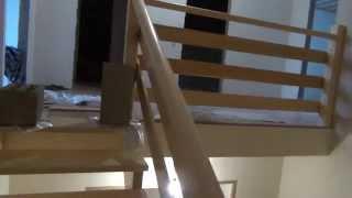 Лестницы из дуба. Лестницы из дуба купить(, 2014-06-18T19:23:39.000Z)