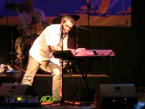 Kike Jambalaya en el Antequera Blues Festival 2010