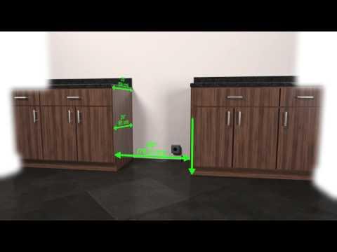 Downdraft Range Location Requirements | JennAir