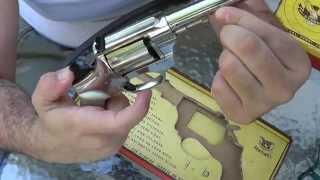 Hi-Standard Revolver