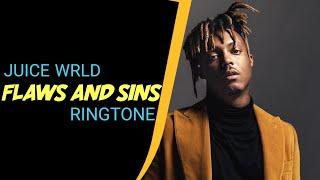 Juice Wrld : Flaws and Sins Instrumental Remix Ringtone 2019 | Download Now | Royal Media