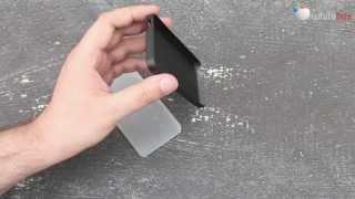 Ozaki O!Coat 0.3 Jelly обзор чехла для iPhone 5(Видеообзор чехла для iPhone 5 Ozaki O!Coat 0.3 Jelly толщиной всего 0.3 мм из матового пластика | Whitebox.com.ua Подробнее: http://white..., 2013-05-11T17:21:18.000Z)