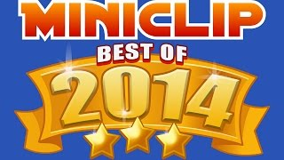 Best Miniclip Games of 2014