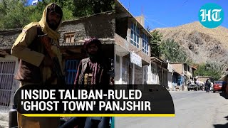 Inside Panjshir 'Ghost Town': How Taliban fighters, old men walk streets amid exodus by residents