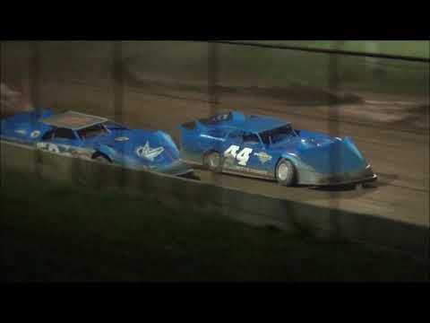 Legendary Hilltop Speedway AMRA Late Model Feature 8-18-2017