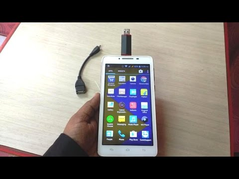 How To Fix OTG Pen Drive Not Support Problem In Android Phone & Tablet