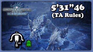 [MHW IB] The Last White Knight - LBG TA Rules - 5'31\