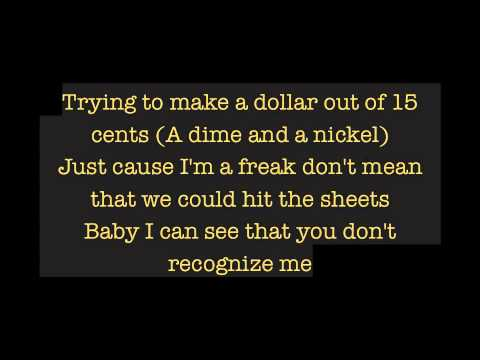 Tupac Ft Shock G and Money B  I Get Around Lyrics Explicit