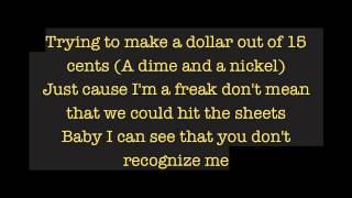 Tupac Ft. Shock G and Money B - I Get Around Lyrics [Explicit]