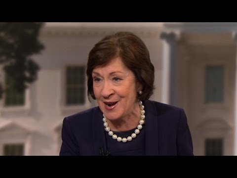 """Sen. Susan Collins on Healthcare reform status: """"There is not a consensus"""""""
