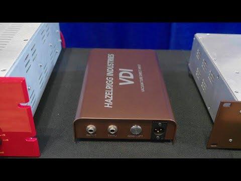 Hazelrigg VDI - AES 2019 - Sound On Sound