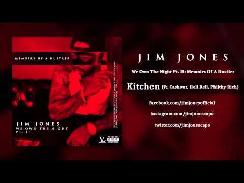 Jim Jones - Kitchen ft. Cashout, Hell Rell & Philthy Rich (Audio)