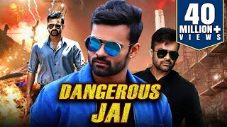 Dangerous Jai (2019) Telugu Hindi Dubbed Full Movie | Sai Dharam Tej, Mehreen Pirzada, Prasanna