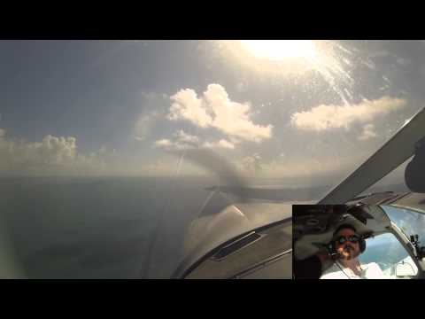 Discovery Flight with Above Flight Training at Opa-Locka Executive Airport, FL