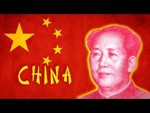 History of China from Silk Road to Shanghai in 7 minutes