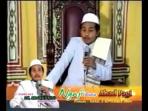 Pengajian KH Anwar Zahid di Masjid Al-Fallah, Tuban