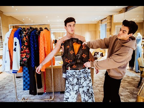 Styling Each Other For Paris Fashion Week!!