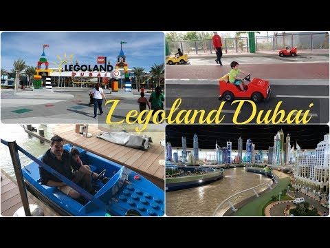 LEGOLAND DUBAI | FAMILY HOLIDAY DUBAI DAY 2